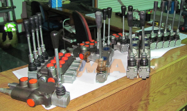 MLA υδραυλικά εξαρτήματα