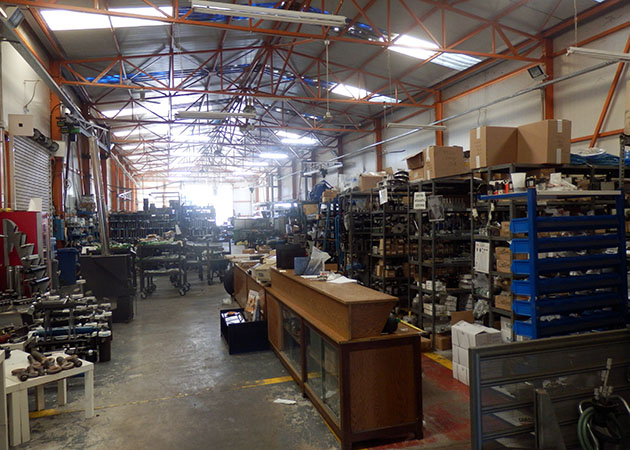Χώρος εργοστασίου