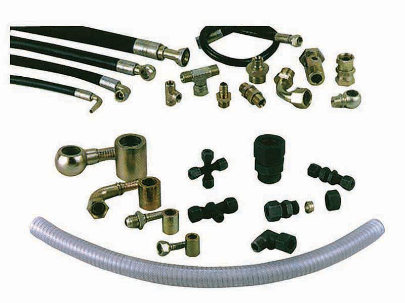 Agricultural components